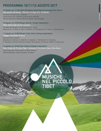 [:it]Musiche nel piccolo Tibet[:] @ Campo Imperatore